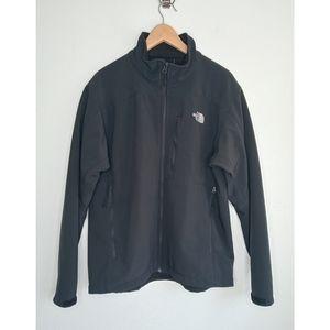 The North Face Men's Black Weatherproof Jacket